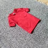 Футболка с кармашком на груди F&F на 3-6M / 68 см