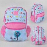 школьный рюкзак сова 4351