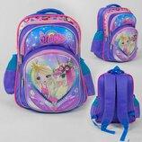 Школьный рюкзак единорог С 4363