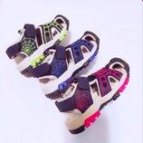 Спортивные сандалии с защитным резиновым носком мальчикам, р. 26, 27, 28, 29, 30, 31. Босоножки