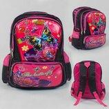 школьный рюкзак бабочка С 4350