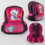 школьный рюкзак sweet cat С 4350