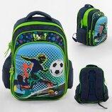 Школьный рюкзак football С 4351