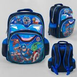 школьный рюкзак avengers С 4357