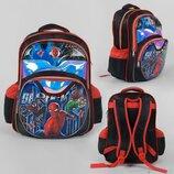 Школьный рюкзак spider man С 4357