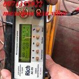 samus pwm5, Rich P 2000, Rich ac5m сомолов прибор для ловли сома