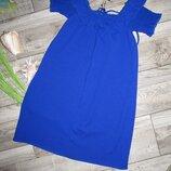 Zara стильное платье р.М