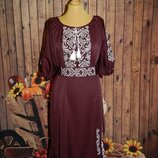 Платье-Вышиванка арт.418 р.58