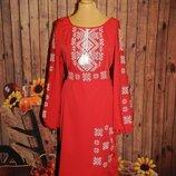 Платье-Вышиванка арт.409 р.46