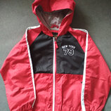 Новая куртка ветровка ixtreme, сша, мальчику на 4-6 лет, размер 6