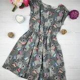 Платье H&M 9 - 10 лет, 134 - 140 см.