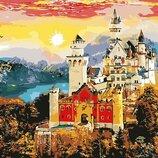 Картина по номерам. Art Craft Осенний замок 10602
