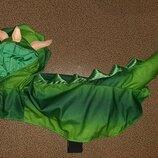 Одежда для собак костюм Динозавра.