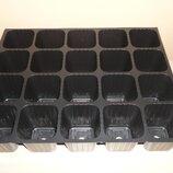 Кассета для рассады 20 ячеек, размер 35Х28 см
