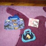 Сумочки та кошельочки для дівчаток