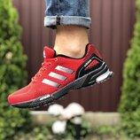 Adidas Marathon кроссовки мужские демисезонные красные 9462