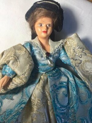 Кукла коллекционная.Кукла королева.Кукла сувенирная.