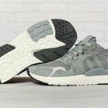 Кроссовки мужские Adidas 3M, темно-серые