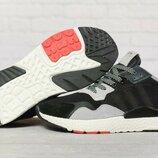 Кроссовки мужские Adidas 3M, черные