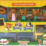 Игровой набор школа три кота