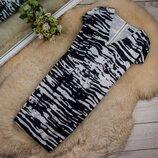 Очень стильное качественное платье от F&F рр 14 наш 48