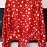 Стильная блуза Next для девочки 10 лет рост 140 см
