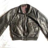Куртка-Пилот бомбер А-2 , кожа,винтаж