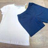 Комплект шорты, футболка Smart 134/140