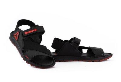 Мужские сандалии reebok мужские сандали кожаные летние черные