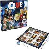 Оригинал. Настольная игра Hasbro Clue Клуэдо Cluedo A5826 Детектив