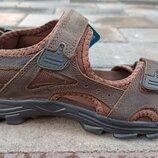 Босоножки сандалии мужские кожаные RESTIME Р. 40-45