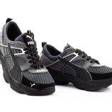 Мужские кроссовки puma мужские кроссовки текстильные летние серые