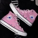 Высокие кеды кедики кроссовки ботинки Конверс Converse All Star 20 см