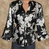 Блуза рубашка р.54