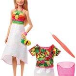 Барбі Крайола розмалюй водою. Barbie Crayola оригінал від Mattel