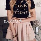 Женская футболка , качественная, стильная, безразмерная