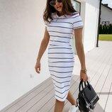 Мод. 612 Платье Размеры - 42-44, 44-46 Ткань - Вискоза, производства Турция Цвета белый черный Су