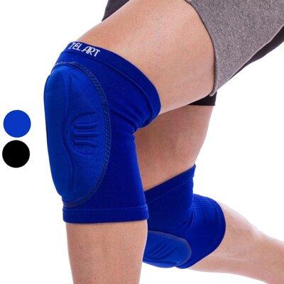 Наколенники волейбольные Zelart 1673 размер S-L 2 цвета