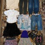 Пакет одежды на 6-7 лет