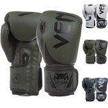 Перчатки боксерские на липучке Venum Challenger 8352 8-12 унций 3 цвета