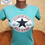 хлопковая футболка Converse, оригинал