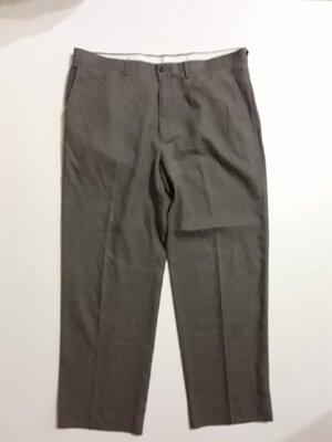 Фирменные льняные брюки штаны 36р.