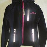 Новая куртка софтшел Black Canyon - р.38евро