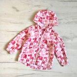 Ветровка куртка для девочки 1,5/3г TU, вітровка куртка для дівчинки tu. По бірці 1,5/2 р.