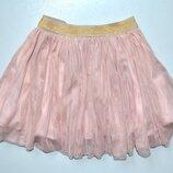 Next. Нарядная фатиновая юбка пачка на маленькую принцессу. 6-9 мес.