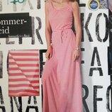 Платье макси сарафан в полоску 36 38 S европ esmara германия