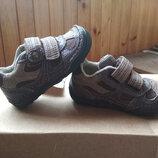 Детские новые демисезонные кожаные ботинки Stride Rite, USA, размер US4, EUR19.5, 12 см