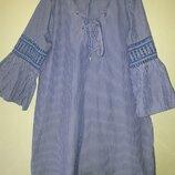 Стильрое платье вышиванка