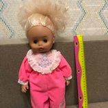 Кукла блондинка рост 40см