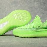 Кроссовки женские 17563, зеленые